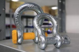 Fibrocin valikoimasta löytyy sakkeleita aina 330 kg- 25 000 kg saakka.